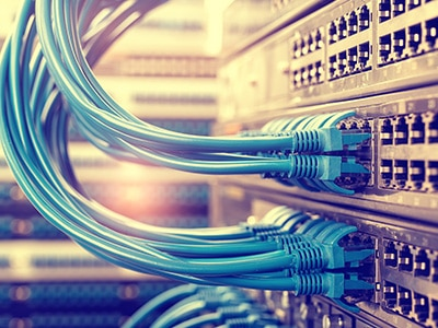 entreprises location réseaux infrastructures
