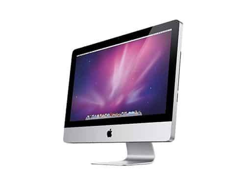 Location informatique courte durée iMac